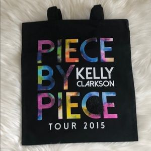 Handbags - Kelly Clarkson autographed Tour Tote